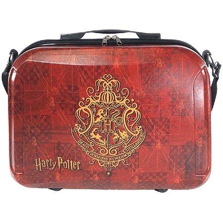 Mala de Mão 10kg Pequena em Eva Harry Potter Marrom