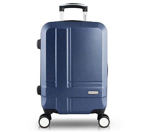 Mala Pequena de Bordo Executiva Jacki Design Viagem - Azul