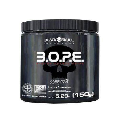 BOPE - 150g Frutas Amarelas - Black Skull
