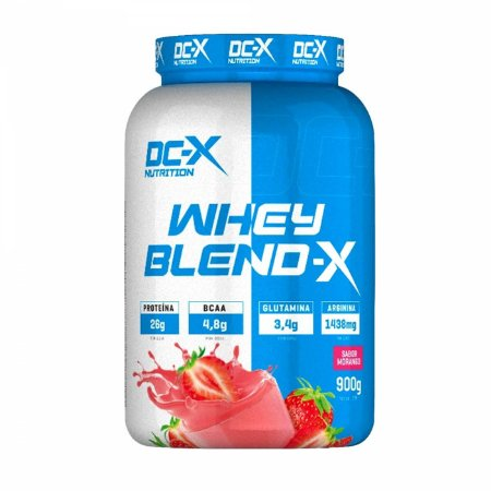 Whey Blend (900g) - DC-X Nutrition