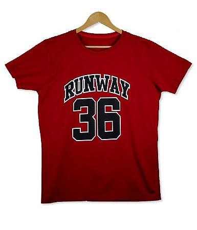 Camiseta Red Runway 36