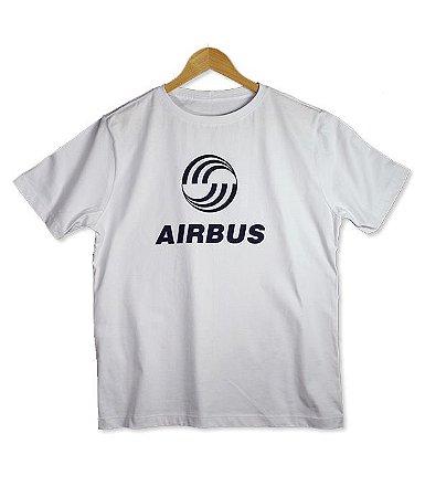 Camiseta Airbus Logo