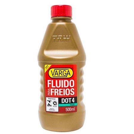 FLUIDO DE FREIO VARGA DOT4 - 500ML
