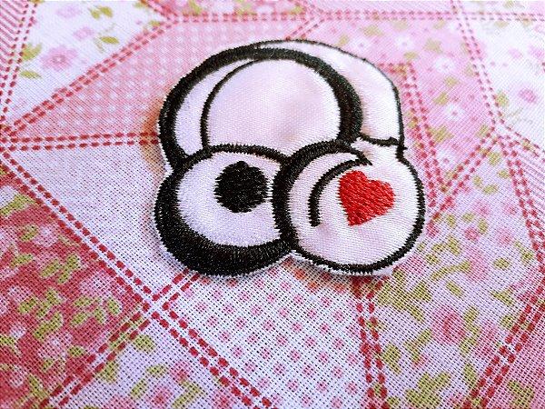 Patch headphone