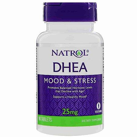 DHEA 25mg - NATROL - 90 comprimidos