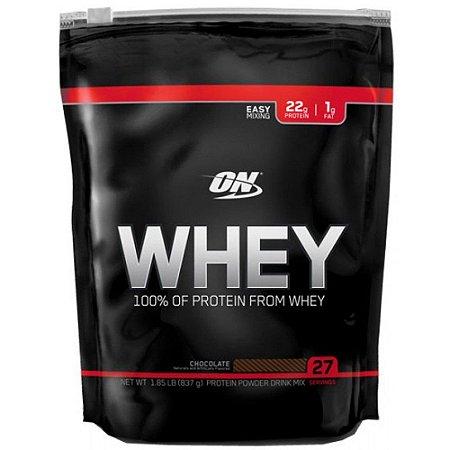 Whey Protein 100% Refil 837g - Optimum