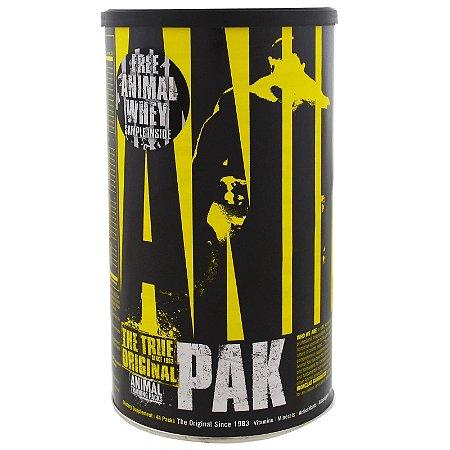 Animal Pak - Importado - Universal Nutrition - 44 Pacotes