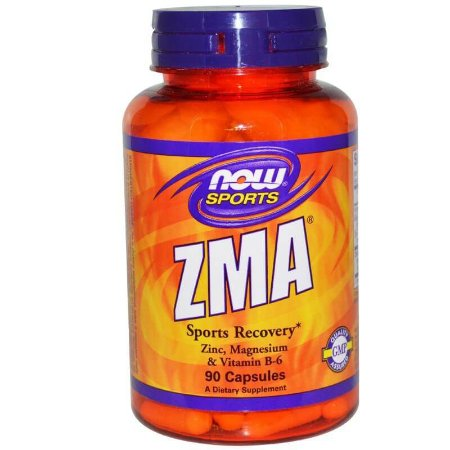 ZMA, Now Foods, 90 Cápsulas
