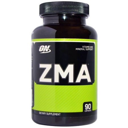 ZMA, Optimum Nutrition, 90 Cápsulas