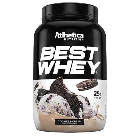 Best Whey Atlhetica 900gr