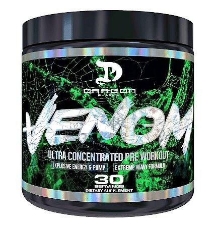 Venom (Pré Treino Ultra concentrado) - 30 doses - Dragon Pharma