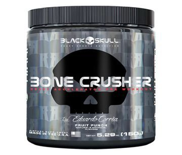 BONE CRUSHER (30 DOSES) - BLACK SKULL