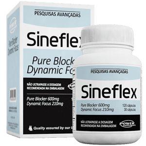 Sineflex 150 Cápsulas - Power Supplements