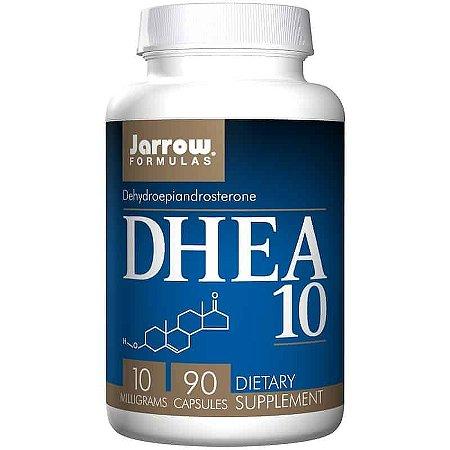 DHEA Jarrow Formula 10mg, 90 capsulas