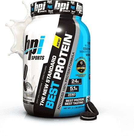 Whey Protein BPI Best Protein 952 Gramas