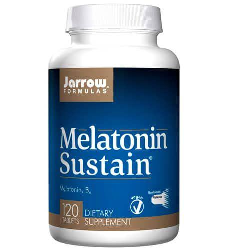 Melatonina 1mg, jarrow Formulas, 120 comprimidos