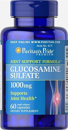 Glucosamine Sulfate, Puritans Pride 1000 mg