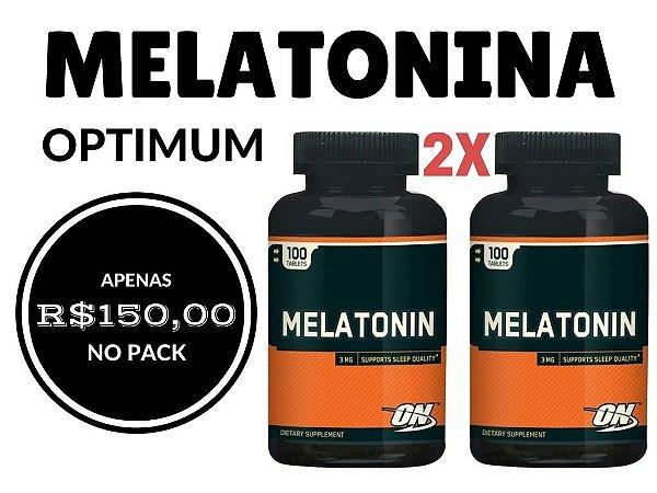 Pack com 2 Melatoninas ON Por Apenas R$139,00