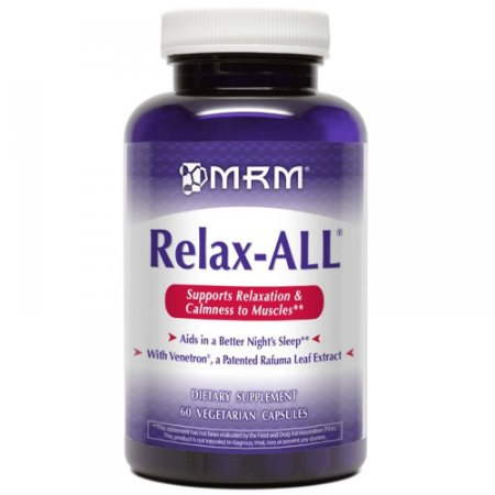 MRM, Relax-All, 60 cápsulas
