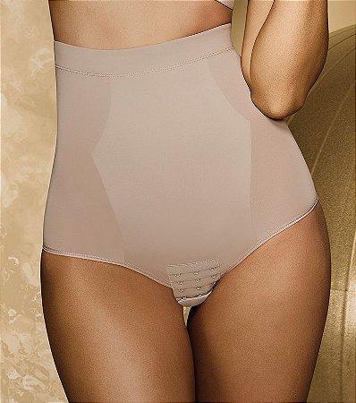 Calcinha shorts zero barriga com enchimento