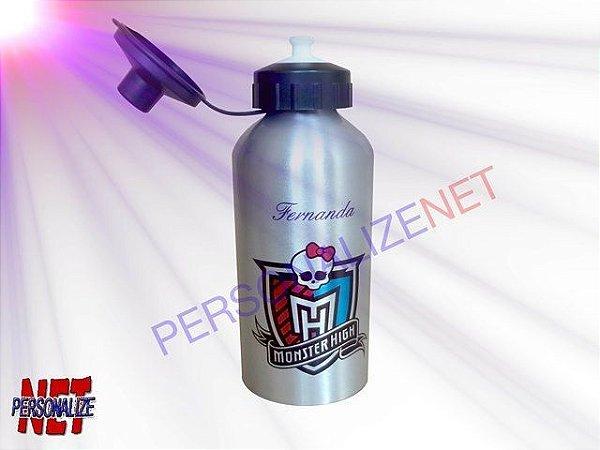 Squeeze Personalizado em Alumínio Monster High