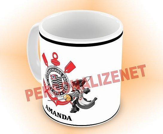Caneca Personalizada em Ceramica - Corinthians 1