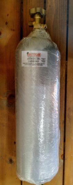 cilindro 600gr aluminio Sodastream