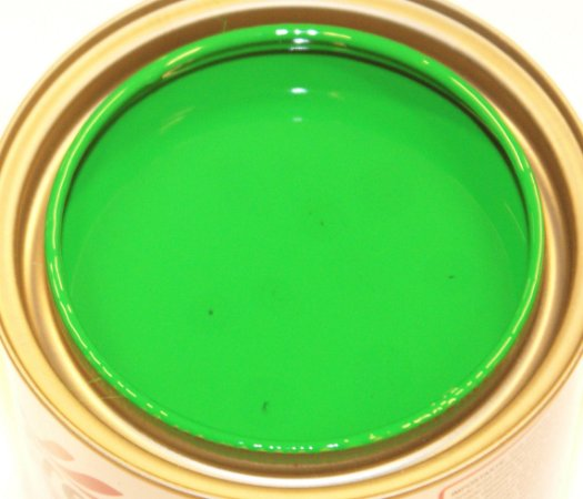 Tinta Vinílica Luminosa Verde 900ml