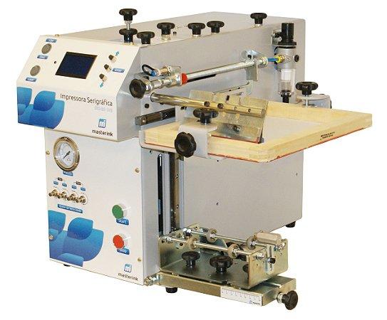 Máquina Serigráfica Pneumática para Imprimir em Canecas - SK 20