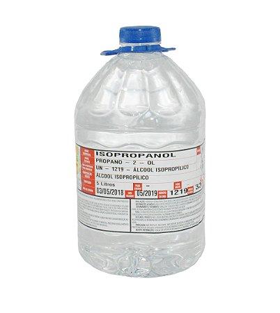 Álcool Isopropilico 99,84% | 5 Litros