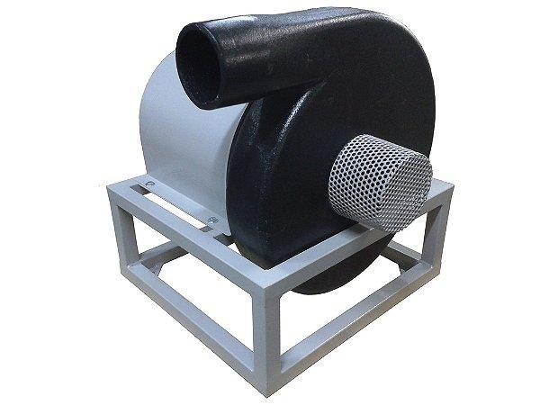 Insuflador e Exaustor Centrifugo Modelo CLE-600
