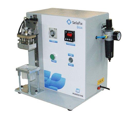 Máquina para Solda de Chip e Embalagem Box para Cartuchos