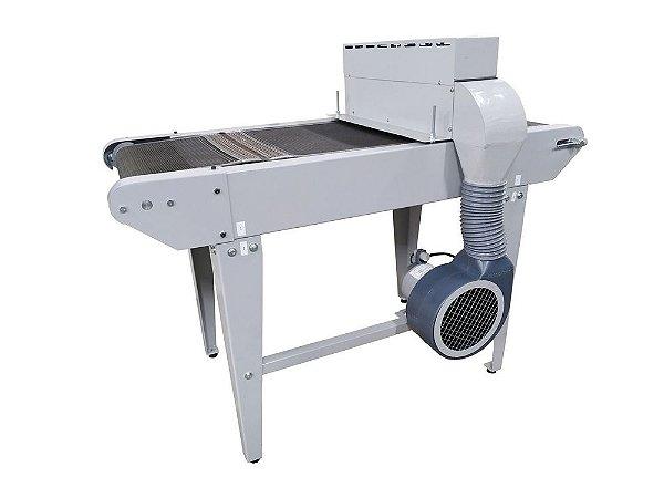 Esteira Curadora UV LED UV Fix 120 - 3 metros x 50cm de boca