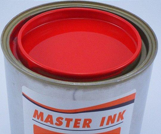 Tinta Vinilica Brilhante 900ML Vermelho Escuro