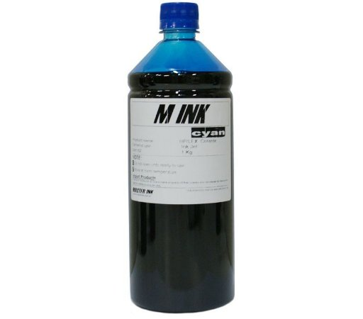 Tinta Mink Corante Cyan 1 Litro