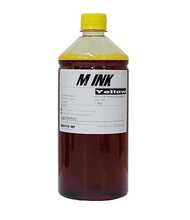 Tinta Mink Corante Yellow 1 Litro