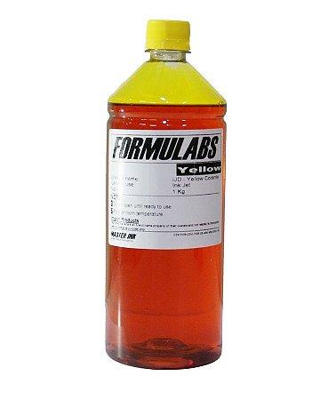 Tinta Formulabs Corante IJD Yellow 1 Litro