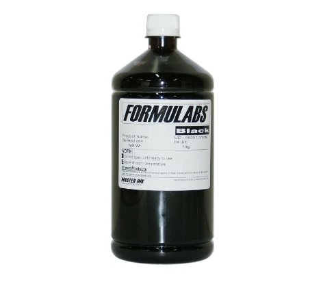 Tinta HP Formulabs CORANTE IJD 6600 Black 1 Litro