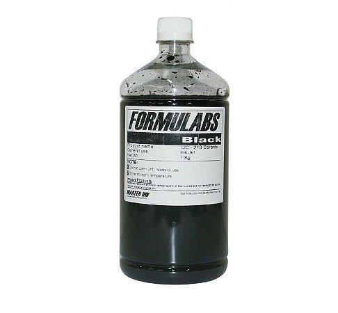 Tinta Formulabs IJC 210 Corante Black 1 Litro
