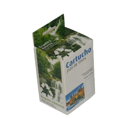 Caixa Neutra Cartuchos Série 800 pct com 50 unidades