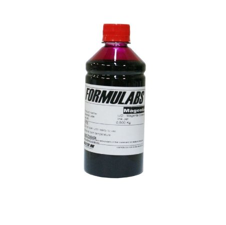Tinta Formulabs Corante IJD 6722 Magenta 500 ML