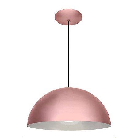 Pendente Alumínio Colors Esfera Due 60cm 981