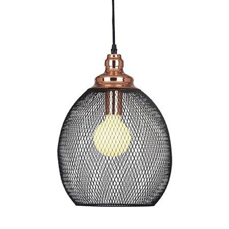 Pendente Telinha Oval Copper XN003