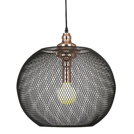 Pendente Telinha Esfera Copper XN005