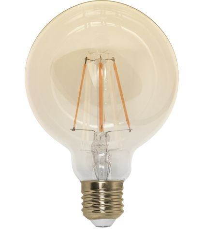 Lâmpada Balloon Retrô LED G95 4W