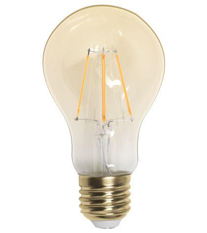 Lâmpada Retrô LED A60 4W