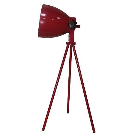 Luminária De Mesa Nickel Bella LU007A 55cm 1xe27