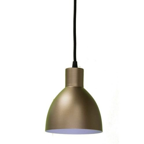 Luminária Pendente Seed Golden Art T893 15Cm X 17Cm