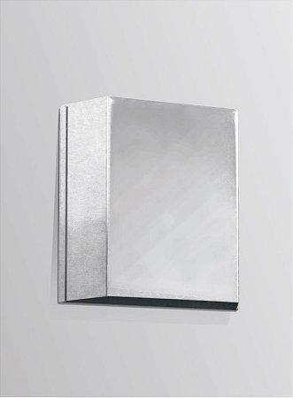 Arandela Balizadora de Parede Golden Art P310 12 x 12cm