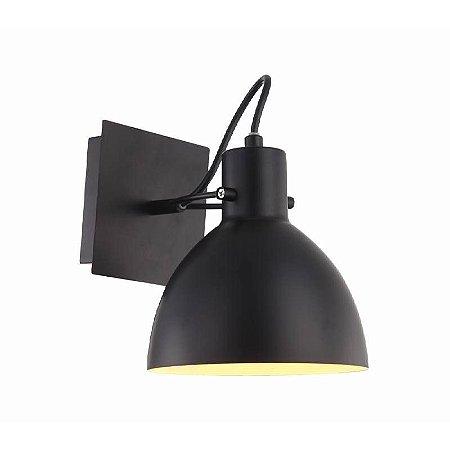 Luminária Arandela Haus Metal 19x16x21,5 Cm Bella OP052